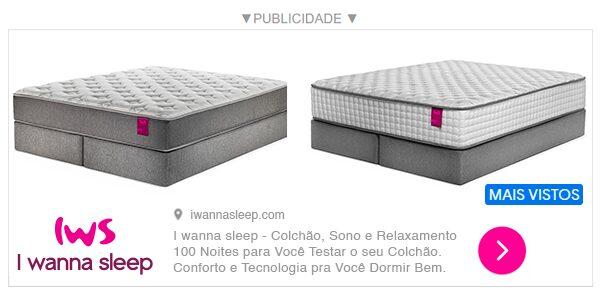 colchoes i wanna sleep