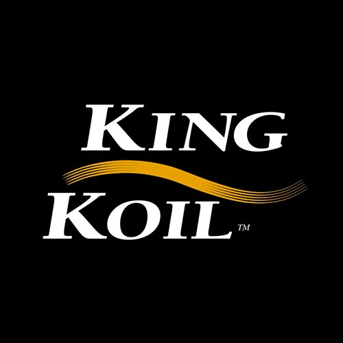 logo king koil colchões
