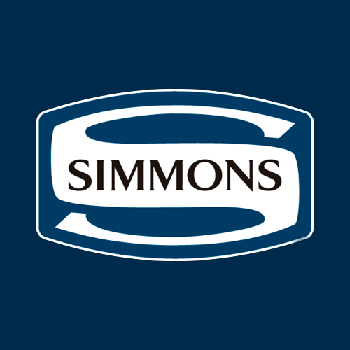 logo simmons colchoes